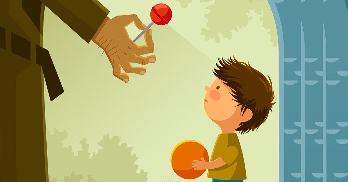 7 domande per insegnare ai bambini cosa fare in una situazione pericolosa