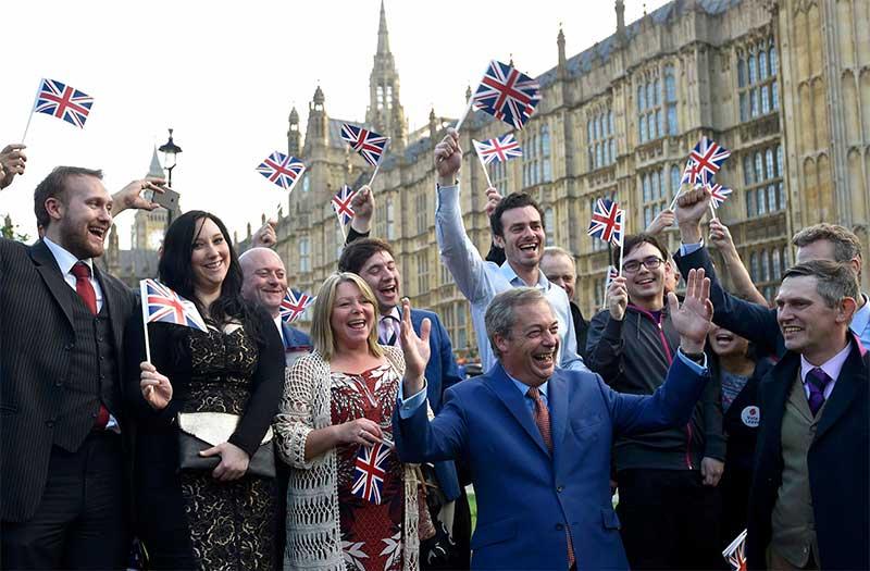 A soli due mesi dall'uscita dall'Europa in Gran Bretagna è Boom economico! Ecco tutti i dati