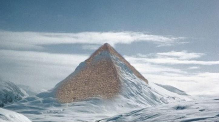 Antichi insediamenti umani scoperti in Antartide dai ricercatori della Nasa