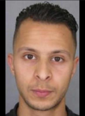 Attentatore terrorista a Parigi