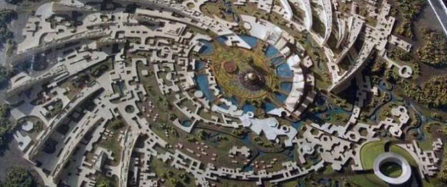 Auroville città dove si vive senza politica religione e soldi