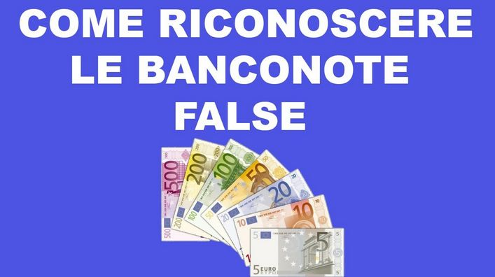 BANCONOTE false