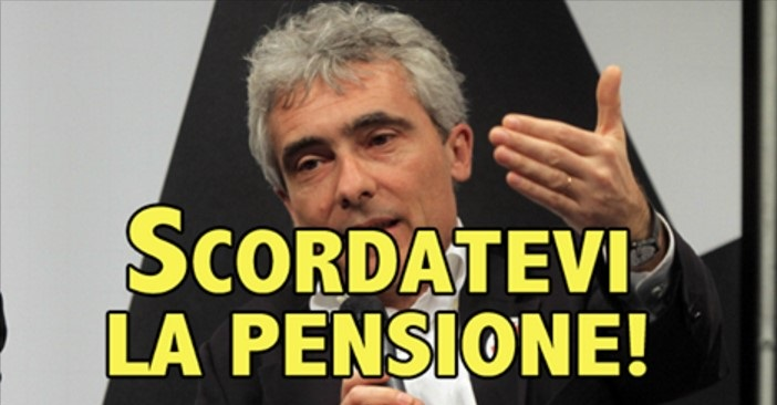 Boeri presidente Inps pensione