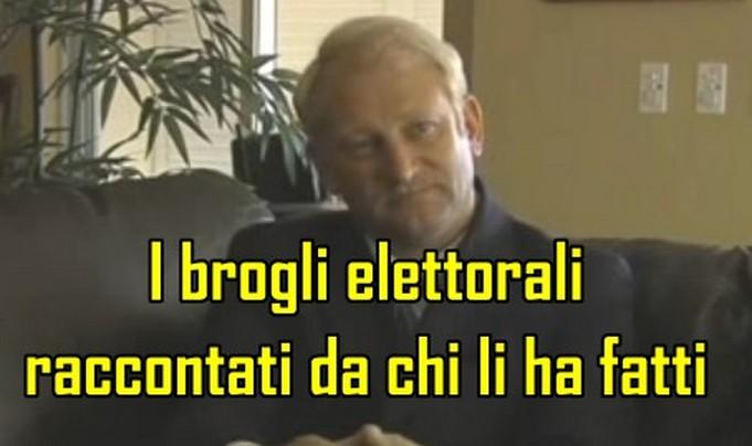 Brogli elettorali elezioni
