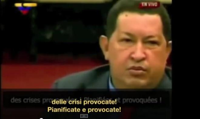 Chavez Libia,Siria Gheddafi