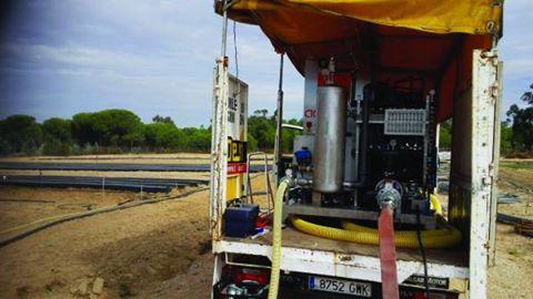 Con l' Acqua Ozonizzata non servono pesticidi e tutti i cibi diventano Bio