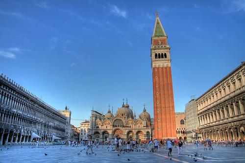 Cosa visitare a Venezia Piazza San Marco