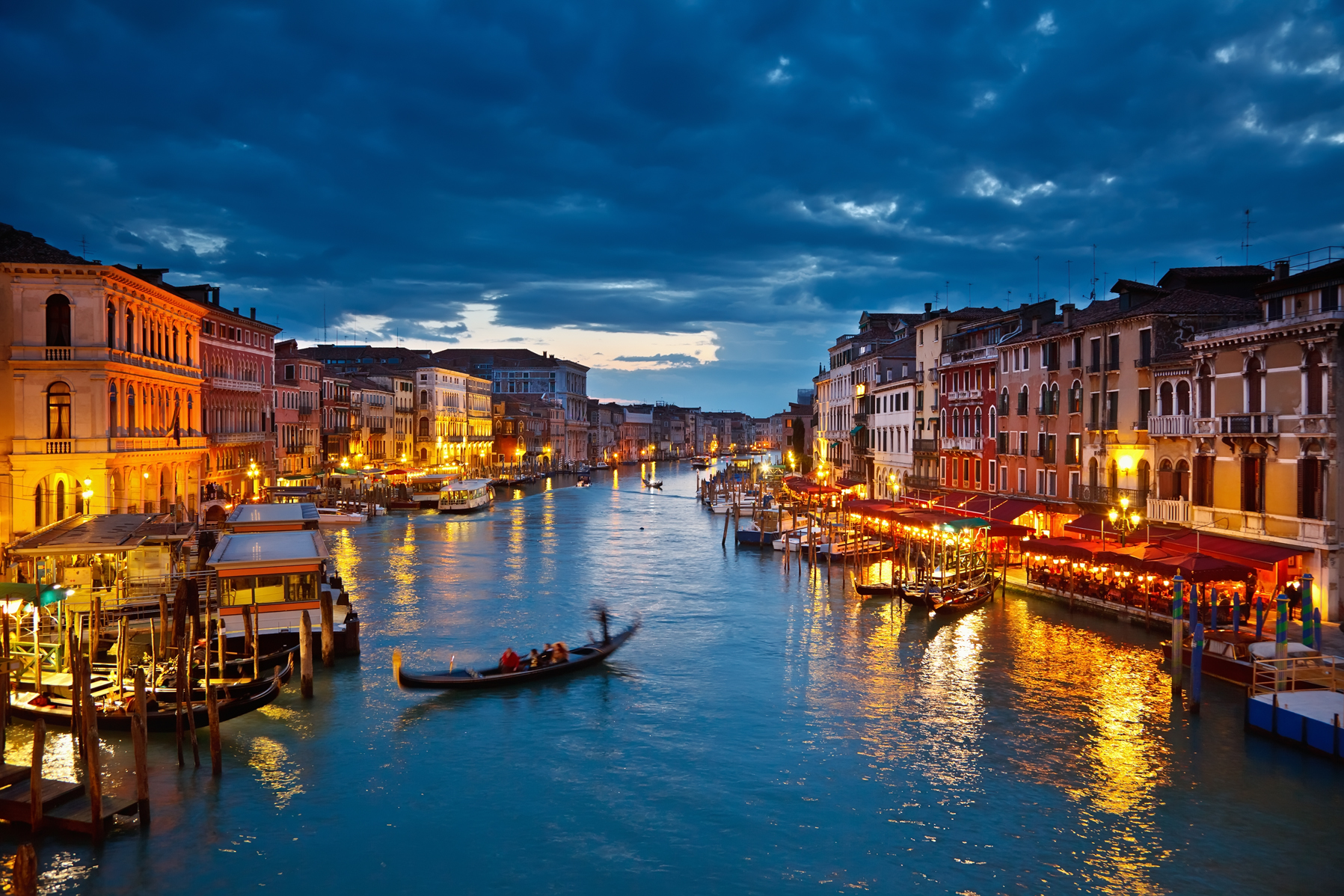 Cosa visitare a Venezia canal Grande