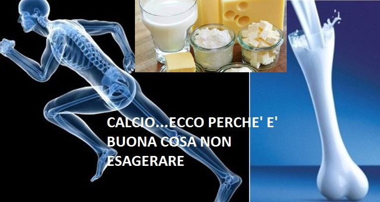 ECCESSO DI CALCIO