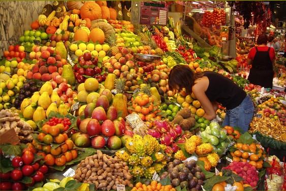 Etossichina frutta