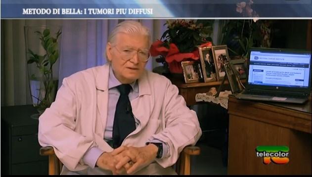 Giuseppe Di Bella le cause dei tumori più diffusi