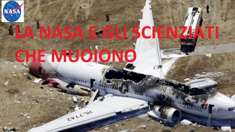 Gli scienziati della NASA più scoprono più muoiono: 74 uccisi in due anni