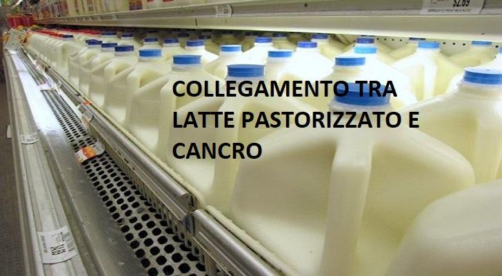 Harvard il latte pastorizzato da latterie industriali è collegato al cancro
