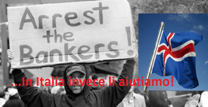 Islanda banchieri puniti