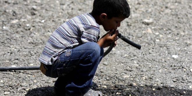 Israele, il genocidio dell' acqua per sterminare i palestinesi
