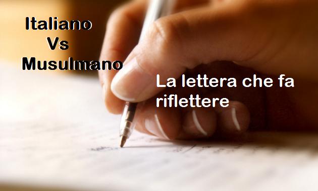 Lettere per riflettere