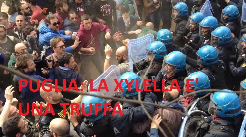 Puglia Melendugno militarizzata in difesa del gasdotto