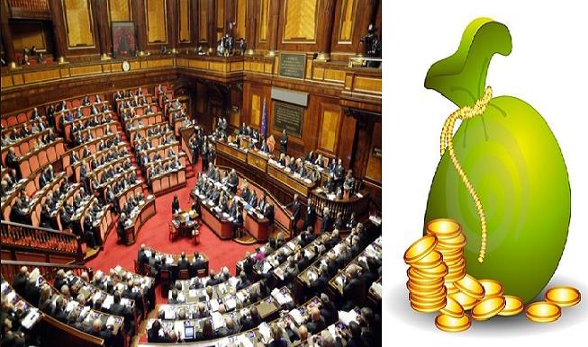 Parlamentari e pensioni di reversibilità