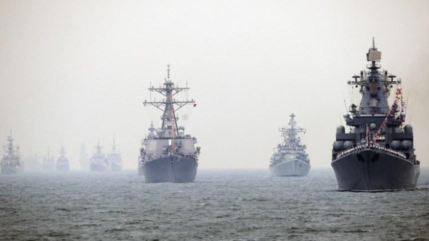 Pechino dà l'ordine navi cinesi al fianco dei russi in caso di attacco in Siria