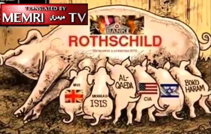 TV russa parla dei Rothschild educando i suoi cittadini sul loro potere globale
