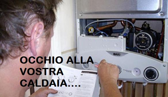 Tassa Caldaia