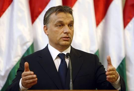 Ungheria Orban