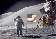Uomo sulla luna I migliori fotografi della terra confermano le foto sono false 2