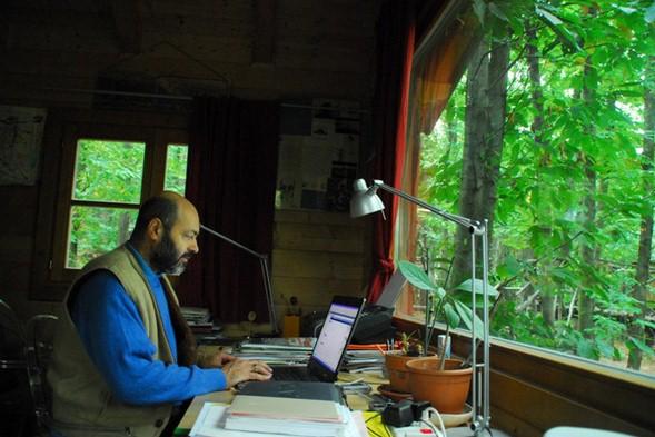 Villaggio case sugli alberi Piemonte Monti Pelati 3