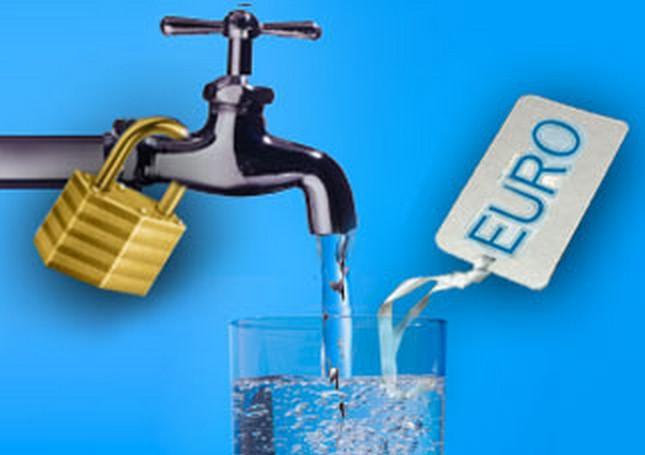 L'acqua va verso la privatizzazione a costi elevatissimi,ma non ce lo dicono.Sarà delle multinazionali