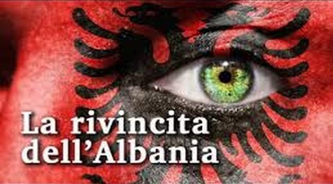 albania rivincita