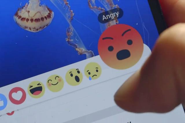 allarme polizia reazioni facebook