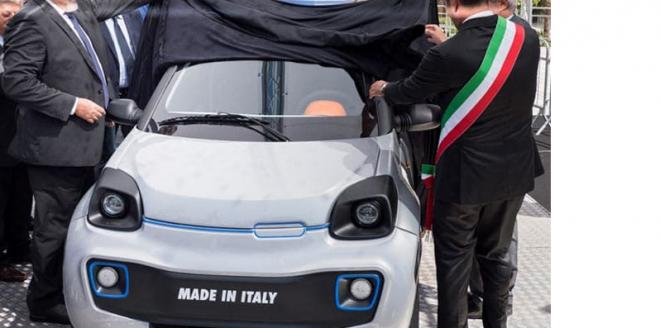 auto elettrica made in bari