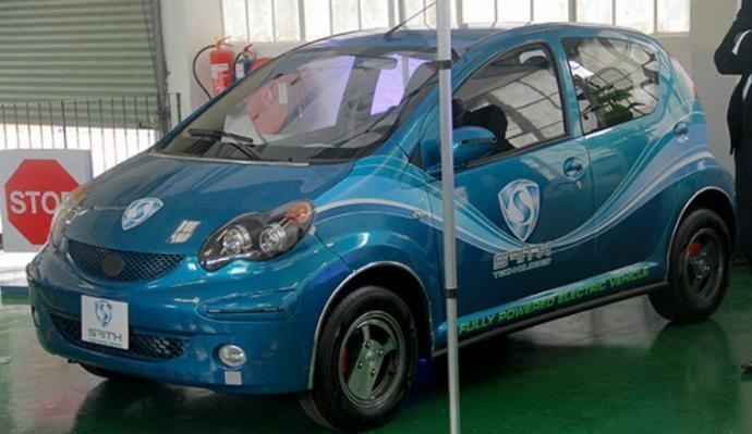 auto elettrica che non ha mai bisogno di essere caricata 3
