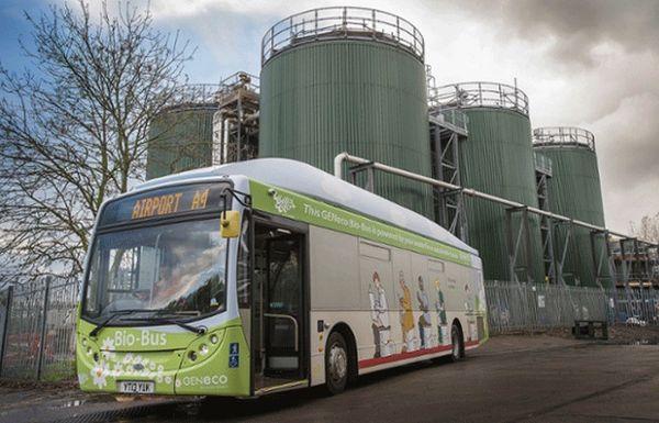 autobus bio bus escrementi umani 2
