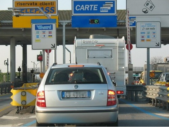 autostrada autostrade tassa nascosta