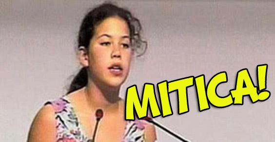 bambina che zittì il mondo in 6 minuti nazioni unite