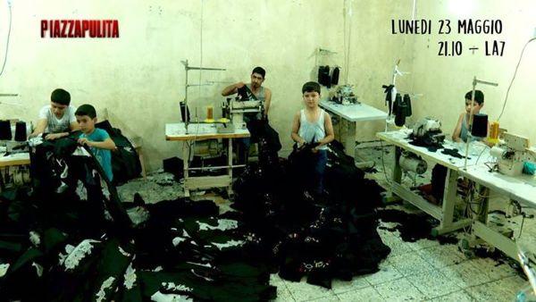 bambini siriani schiavi siriani turchia