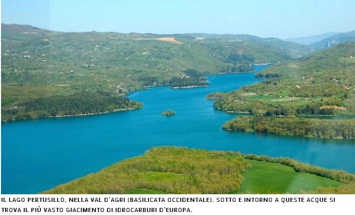 basilicata lago pertusillo 2
