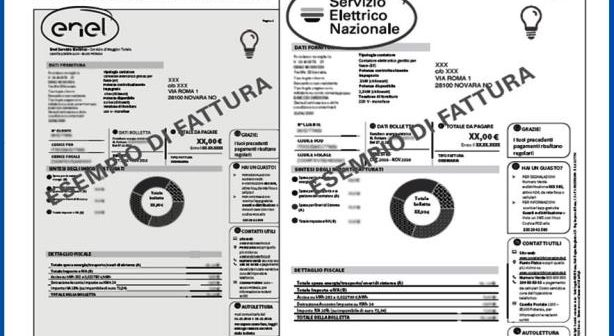 Il bidone dell'autorità per l'energia elettrica