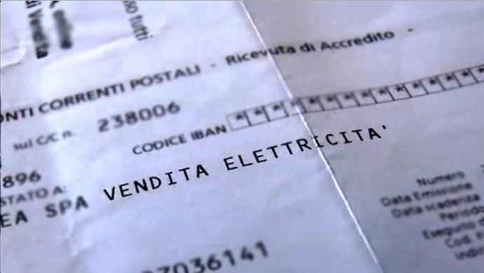 bolletta bollette elettricità