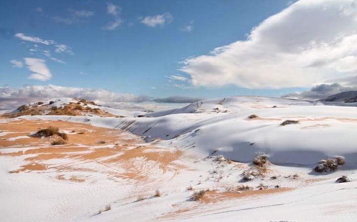 cambiamenti climatici neve sul Sahara 3