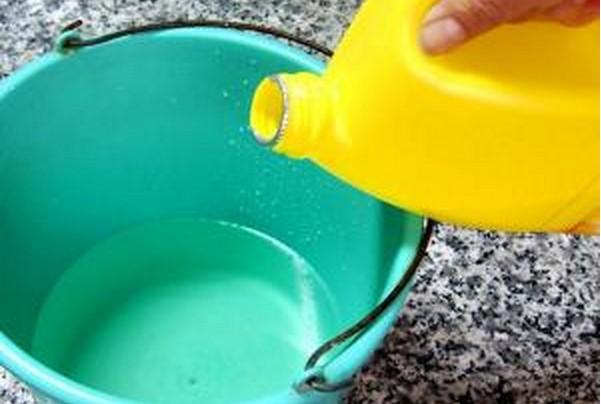 candeggina pulire casa