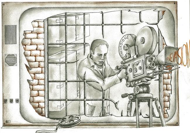 canone rai carcere