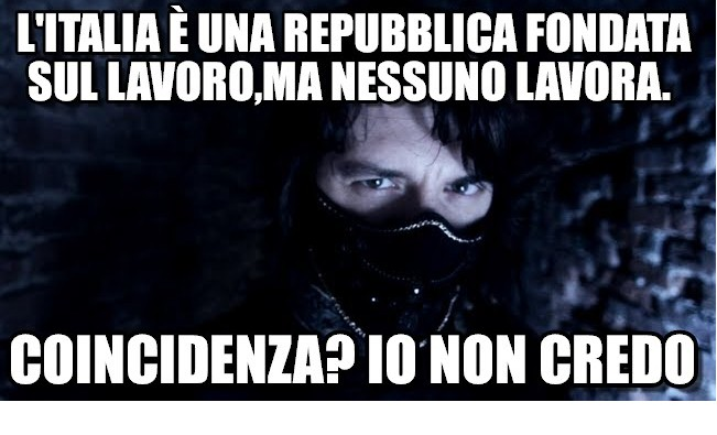 I potenti non vogliono che il popolo sappia queste cose importantissime sull'Italia.Altro che Repubblica...