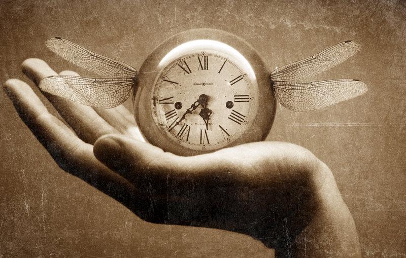 ci rubano il tempo per non farci pensare