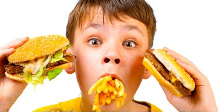 cibo spazzatura dipendenza