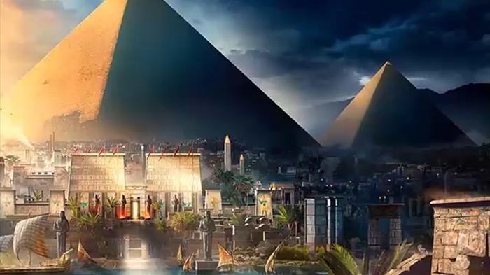 città nascosta sotto le piramidi di giza 3