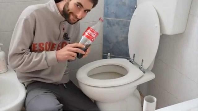 coca cola usi alternativi