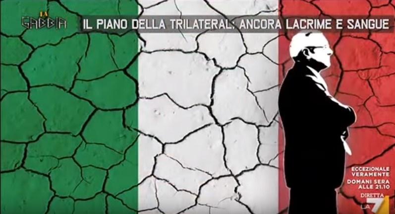commissione trilaterale lacrime e sangue