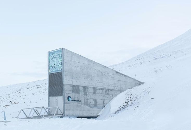 deposito sementi artico bunker